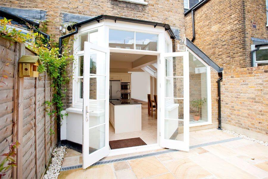 Alternative to bifold doors winda 7 furniture for Timber french doors