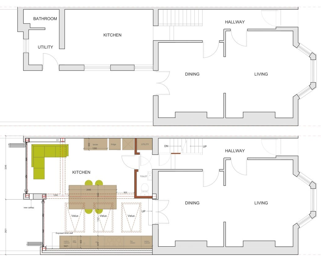Fenwick utility and WC plan