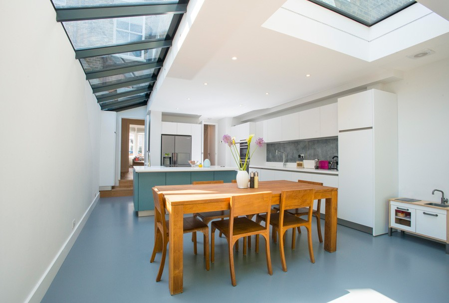 Build team blog flooring ideas for Building a kitchen extension ideas