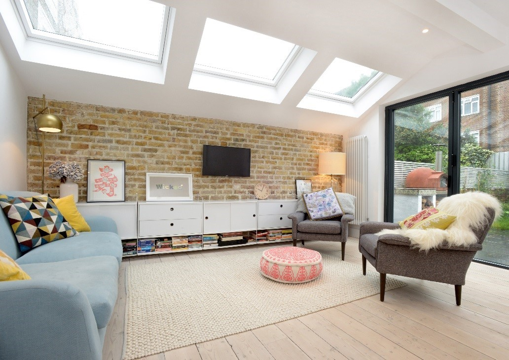 Building A New Boundary Wall With Your Neighbours Gives Our Builders The Perfect Excuse To Build An Internal Brick Leaf Using Whatever Bricks You Want