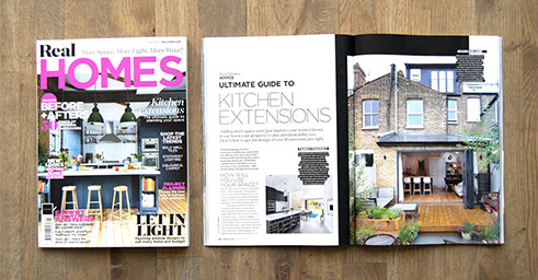 Real Homes, March 2018