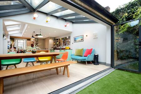 Side Return Kitchen Extensions From A Construction Company
