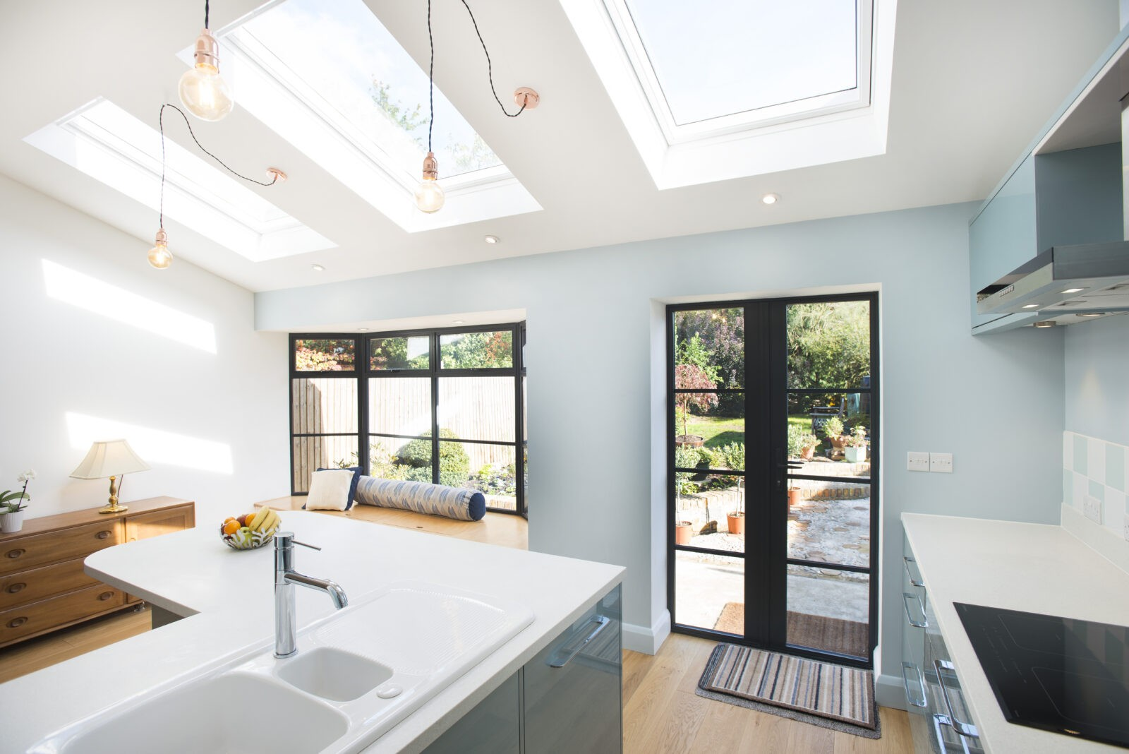 Flat Roof Vs Pitched Roof For Your Extension Build Team Blog
