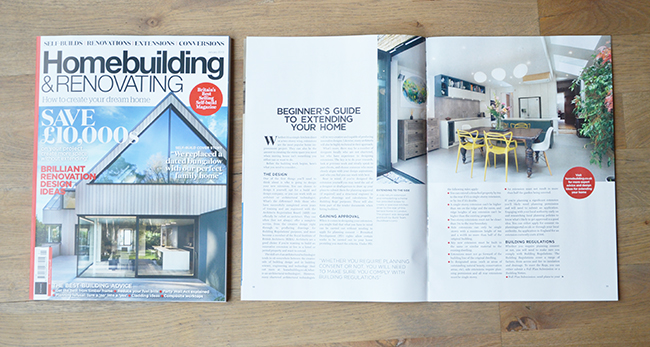 Homebuilding Supplement, January 2019