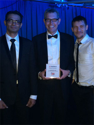 Build Team win at GBEA Awards