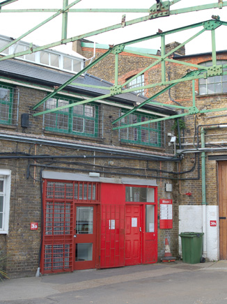 Build Team move offices to North Clapham arts centre