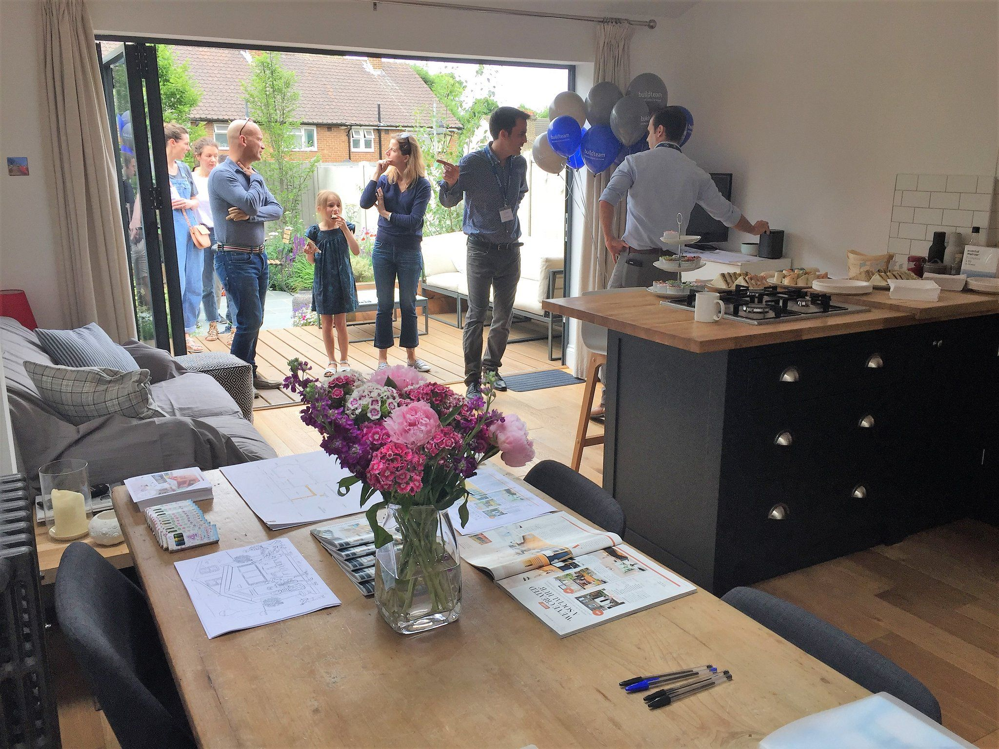SE13 Summer House Tour