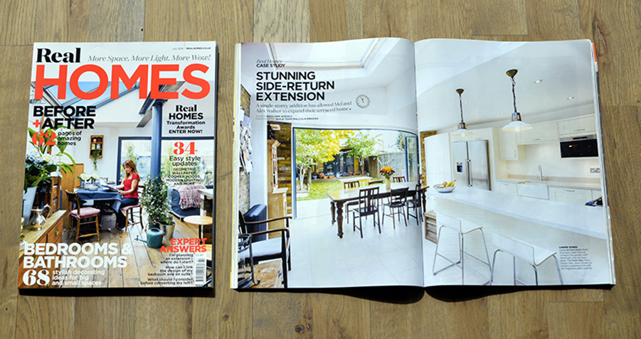 Real Homes, July 2016