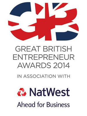 Dan is nominated for Great British Entrepreneur 2014 award