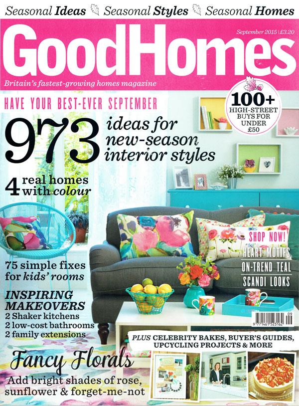Good Homes, August 2015