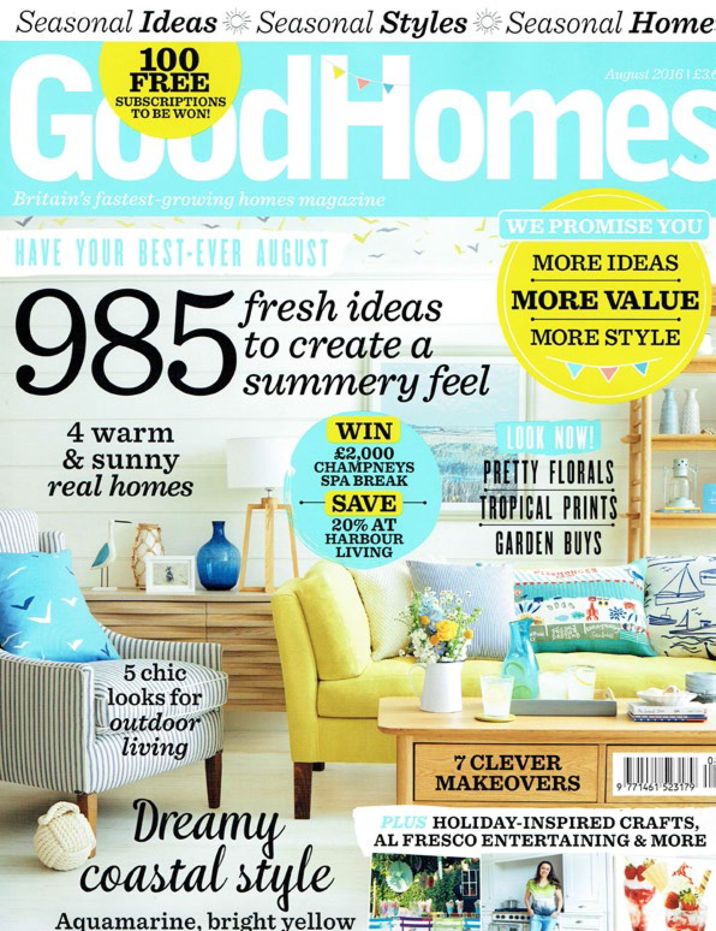 Build Team features in Good Homes