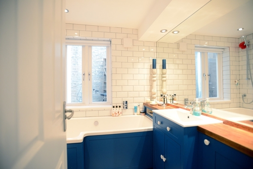 Millie Features on Smart Bathrooms