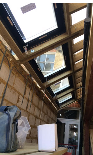 An alternative to Velux rooflights