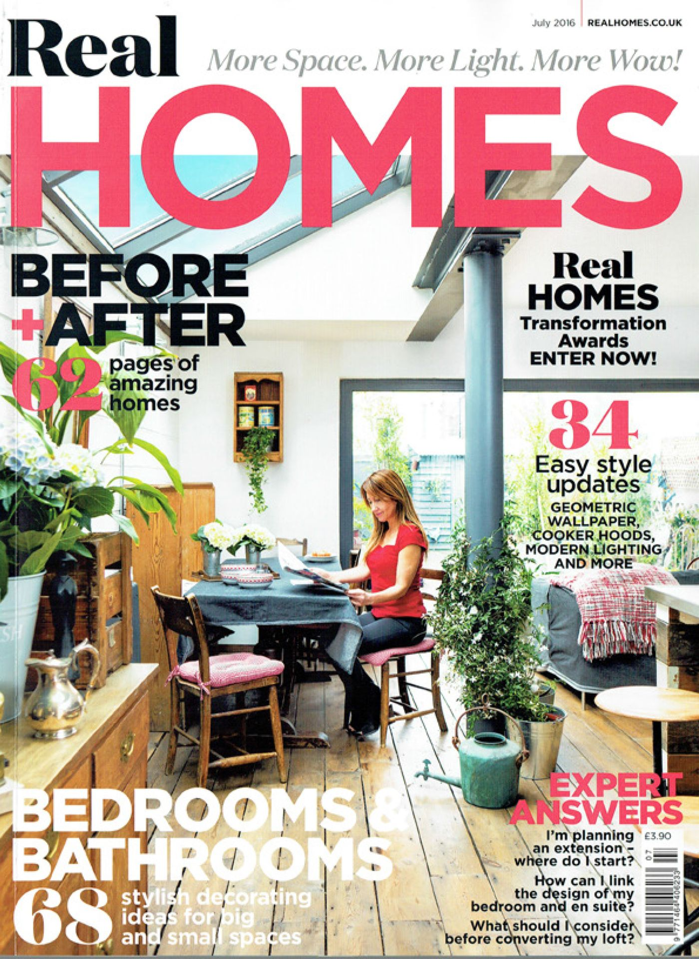 Build Team Featured in Real Homes