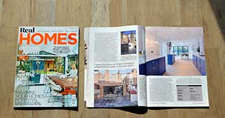 Real Homes, April 2016