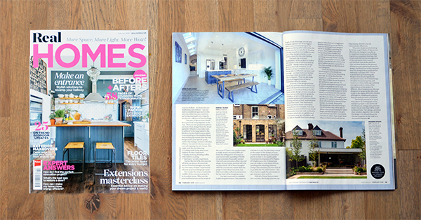 Real Homes Feature N10 Project