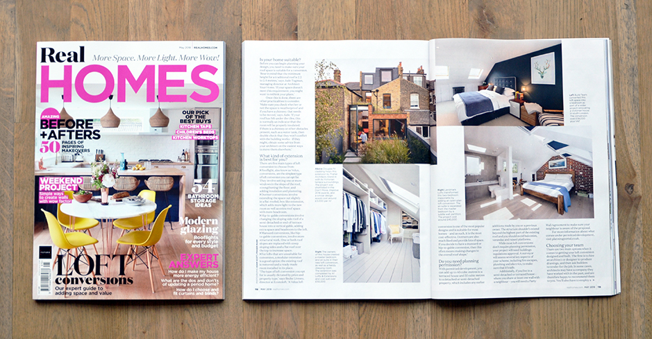 Real Homes, May 2018