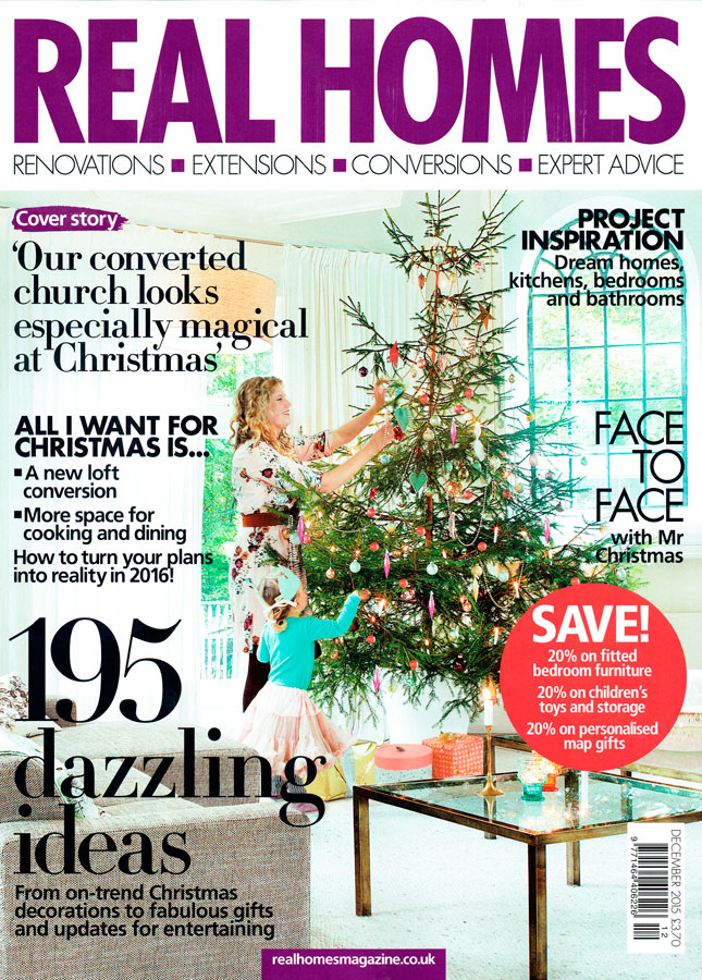 Real Homes, December 2015