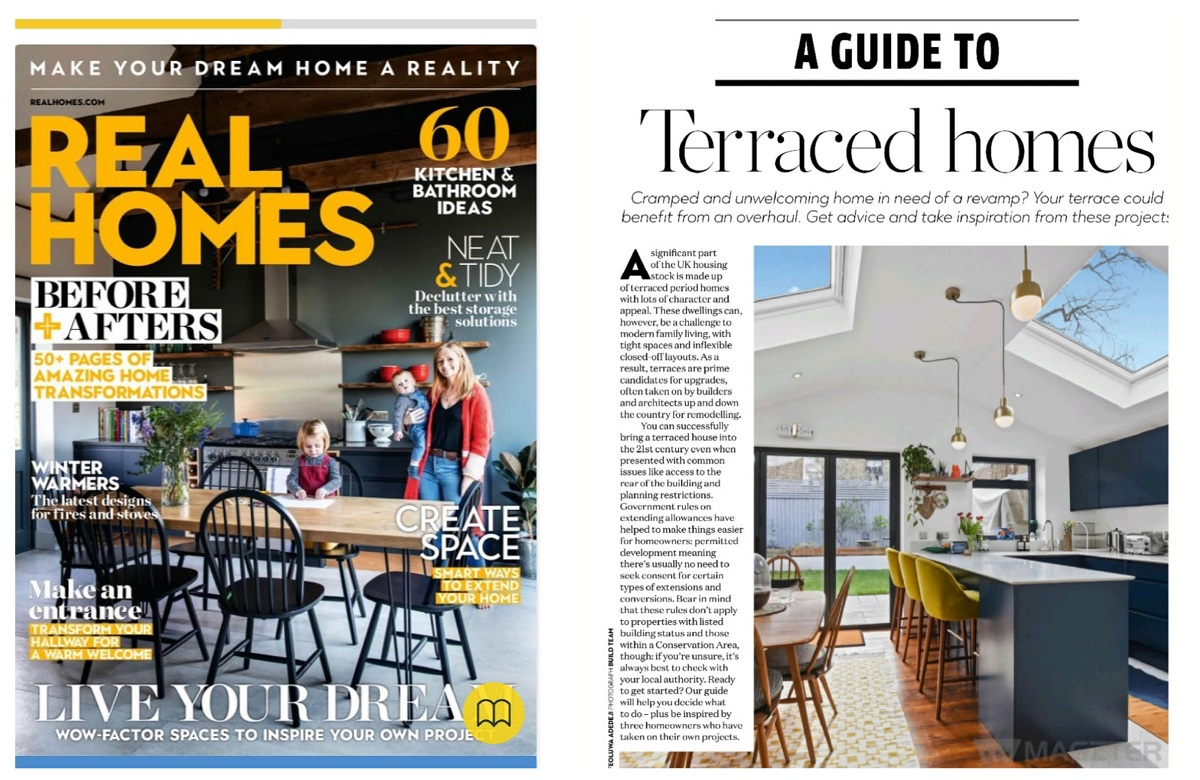 Real Homes Magazine - Autumn 2020