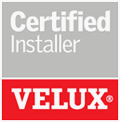 Velux awards Build Team as an Approved Installer!