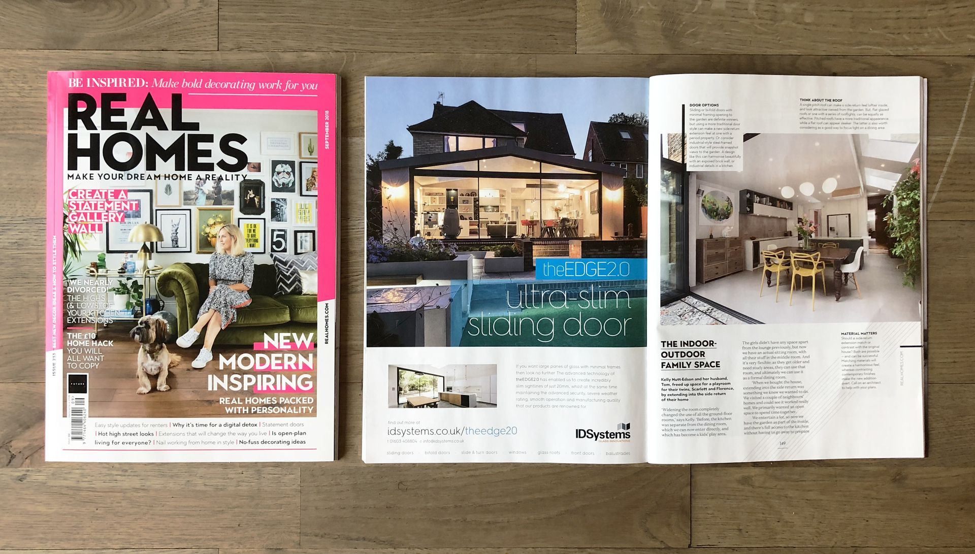 Real Homes, August 2018