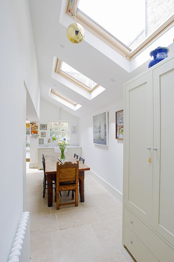 loft conversion ideas terraced houses - Stockwell SW8 Side Return Extensions Project